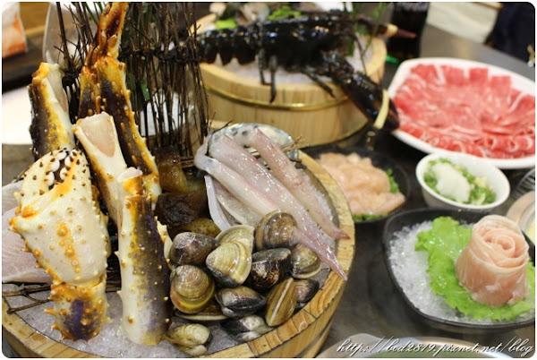 味之町(永吉總店)-帝王蟹吃到飽超澎湃划算!新鮮味美的海鮮不怕你吃,還有好多肉肉(松山火鍋推薦)