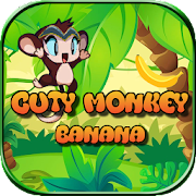 Game Cuty Monkey Banana : Jungle Dash APK for Windows Phone