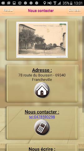 android La Chopinette Screenshot 2