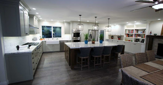 133 – Huntington Beach – Complete kitchen remodel