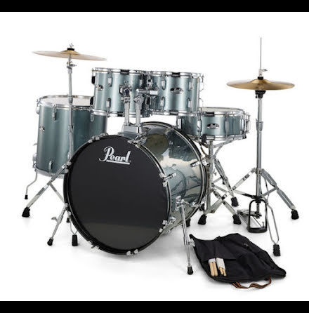 "Pearl Roadshow 22""-set - Charcoal Metallic"