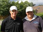 Mark Sweeny mit Chris