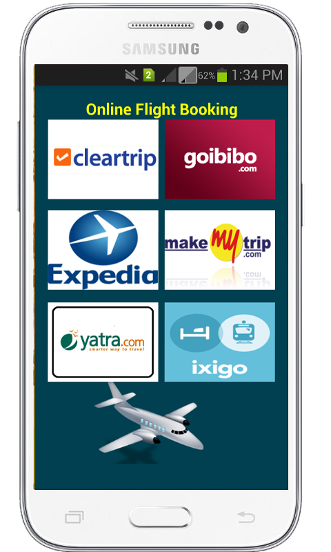 Flight Ticket Booking - Android Apps on Google Play