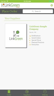 LinkGreen Buyer- screenshot thumbnail