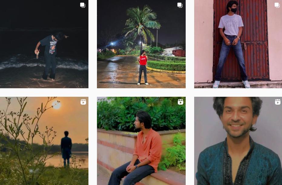 Amandeep Singh | Instagram Gallery | Video Creator Featured on Afluencer