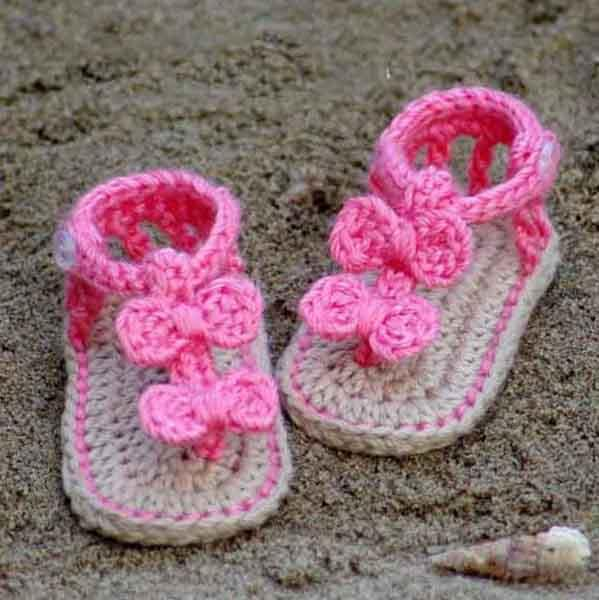 Google Crochet Pattern Central : DIY Crochet Baby Slippers - Android Apps on Google Play