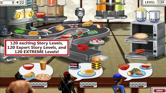 Burger Shop 2 Mod Apk – For Android 1