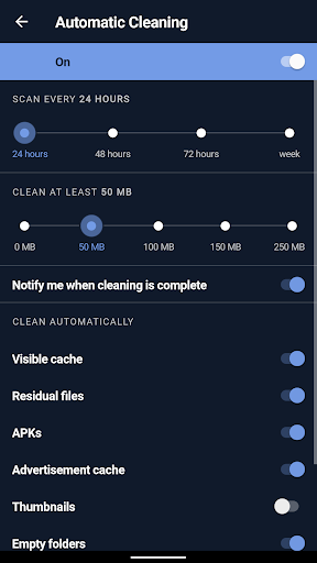 CCleaner: Cache Cleaner, Phone Booster, Optimizer  screenshots 6