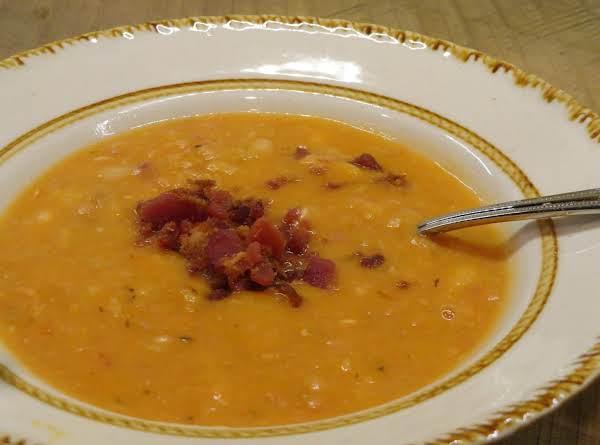 Bean, Ham & Bacon Soup