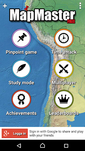 MapMaster FREE  screenshot 1