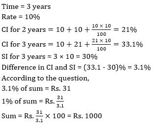 Mathematics Daily Quiz in Telugu 26 June 2021  For : APPSC&TSPSC Group-2  _220.1