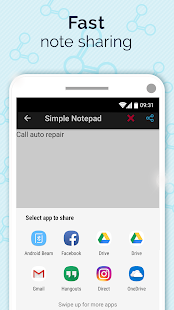 Simple Notepad & Call Identifier 3
