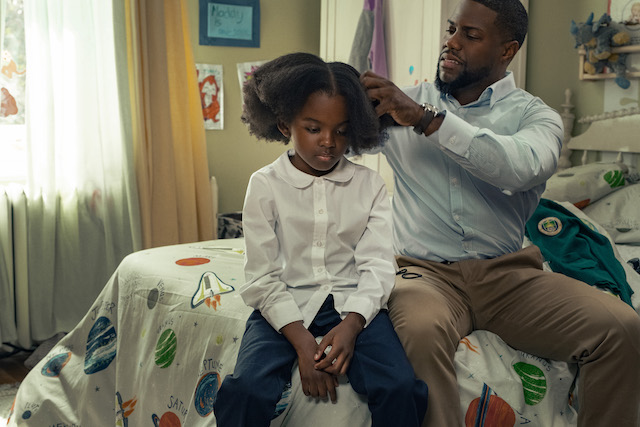 Fatherhood Trailer: Kevin Hart's Netflix Drama Out Next Month