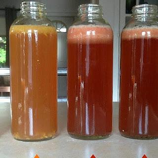 Homemade Fruit-Flavored Kombucha Recipe