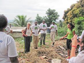 Photo: Oficina teórica/prática - Revolução dos Baldinhos e a compostagem termofílica (Morro da Formiga)