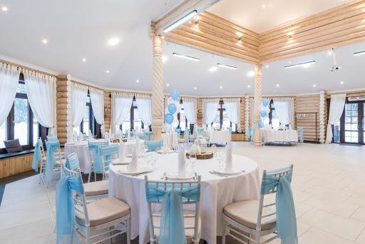 Зал для свадьбы в Загородный клуб Барин/CLUBBARIN  за городом в Подмосковье 2