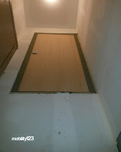 Photo: Wheelchair Lift (VPL) | Hoistway/Shaft