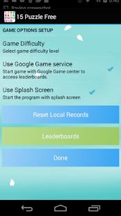 15 Puzzle Pro - screenshot thumbnail