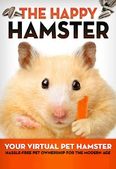 The Happy Hamster: Your Virtual Pet Hamster - Hassle-Free Pet Ownership for the Modern Age