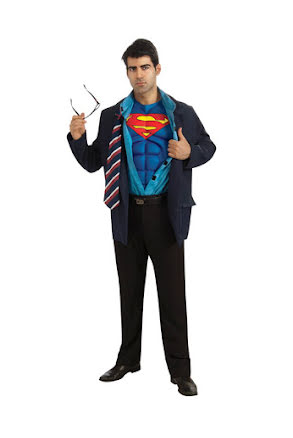 Dräkt, Clark Kent/Superman