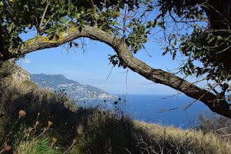Photo: Vettica di Praiano e Capo Sottile dal Sentiero delle Sirenuse