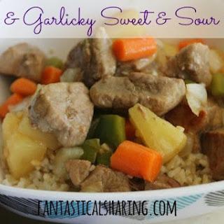 Good & Garlicky Sweet & Sour Pork