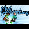 Mad Freebording Snowboarding F icon