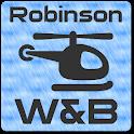 Robinson Weight & Balance icon