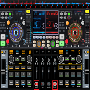 Virtual MP3 Music Mixer