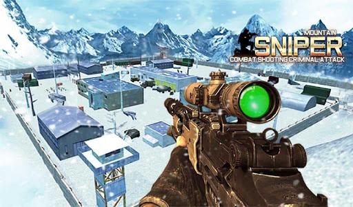 Mountain Sniper 3d Combat Shooting Criminal Attack 1.4 screenshots 10