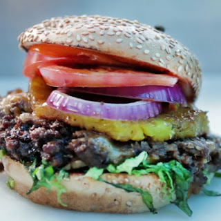Hawaiian Bulgogi Burger