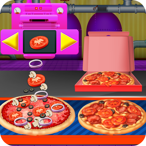 Burger Pizza Factory 2018: Food Maker & Delivery (game)