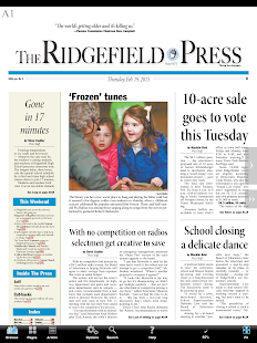 The Ridgefield Press - náhled