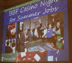Photo: The BBF for Casino Night for Summer Jobs was the perfect way to combine community responsibility and a wildly fun social event.