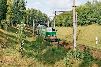 Photo: SU45-190, Malbork - Toruń Główny {szlak Toruń Miasto - Toruń Wschodni; 2003-09-05}