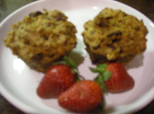 Chocolate Chip Carrot Cake Muffins (small Batch) Recipe