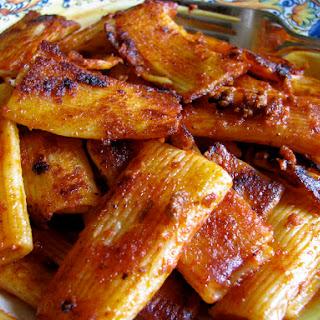 Crispy (Leftover) Pasta Recipe