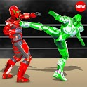 Real Robot fighting games – Robot Ring battle 2019 icon