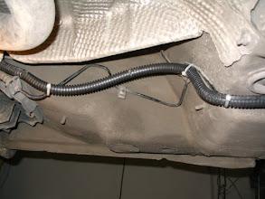 Photo: Detalle del paso de rueda posterior.