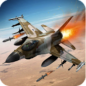 Wings in Sky War: Dogfight and Gunship Air Battle