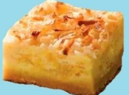 Pineapple Cheese Bars Recipe