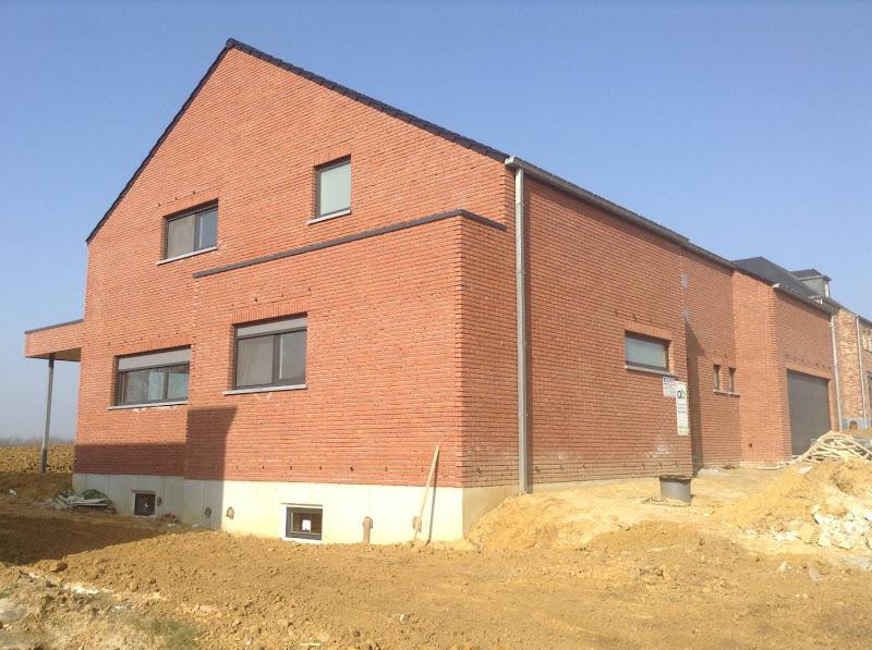 Nieuwbouw in Kumtich