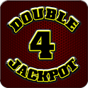 Double 4 Jackpot Las Vegas Slotmachine icon