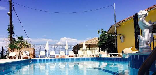 Avra Paradise Aparthotel ( ex. Konstantis Aparthotel )
