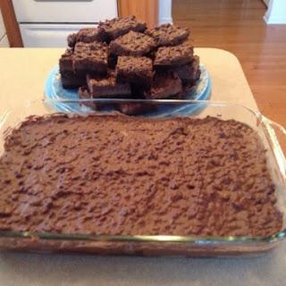Brownie Rice Krispie Surprise Recipe