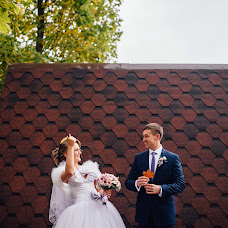 Wedding photographer Ilya Antokhin (ilyaantokhin). Photo of 11.10.2017
