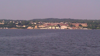 Photo: Sing Sing Prison on the Hudson River in Ossining, NY