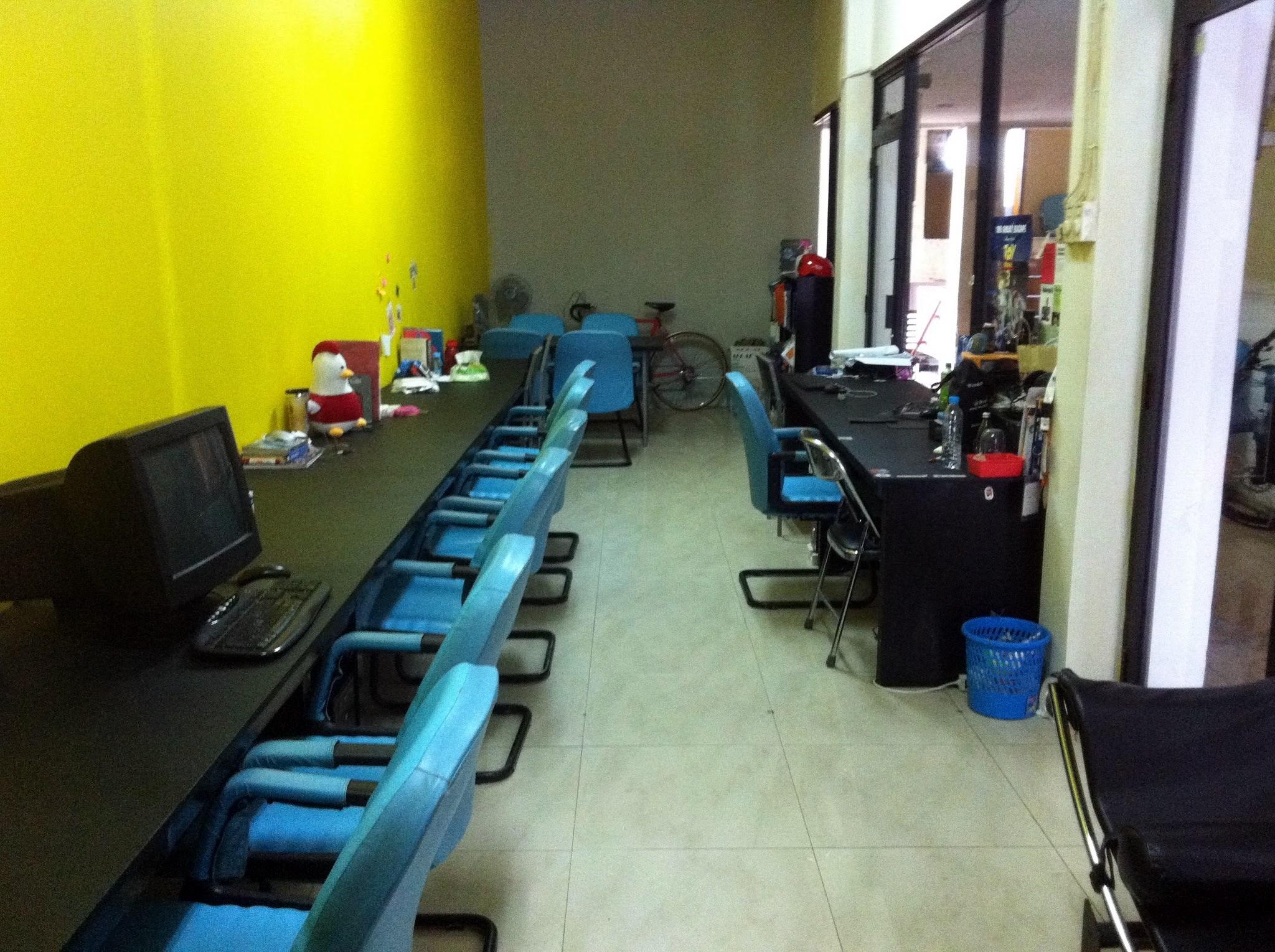Hackerspace Bandung V1