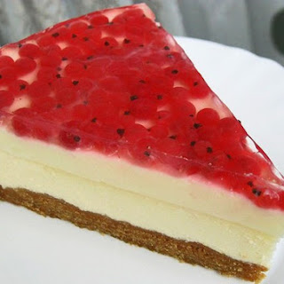 Dietary Cheesecake With Berries