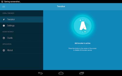 App HSPA+ Tweaker (3G booster) APK for Windows Phone